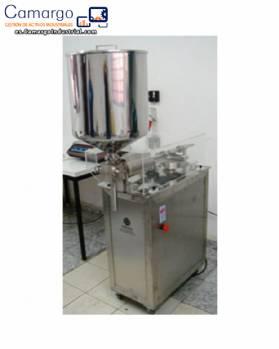 Máquina llenadora de productos pastosos calientes