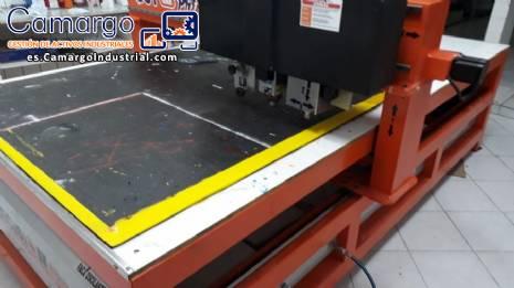 Fresadora CNC Precision