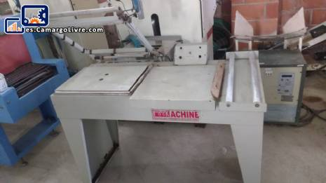 Sellador conjugado Packmachine