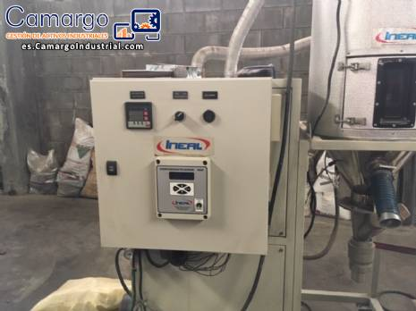 Sistema de deshumidificación y secado Ineal