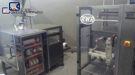 Alimentador volumétrico RWR