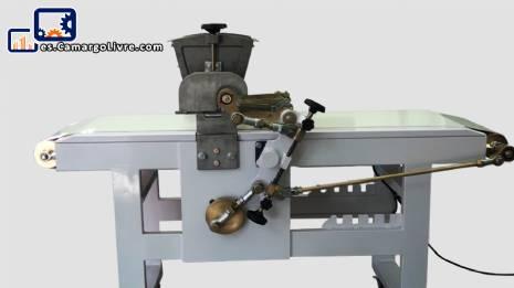 Extrusora de mazapán 400 Biscomaq