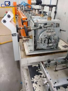 Línea para la producción de tubos de acero Drywall