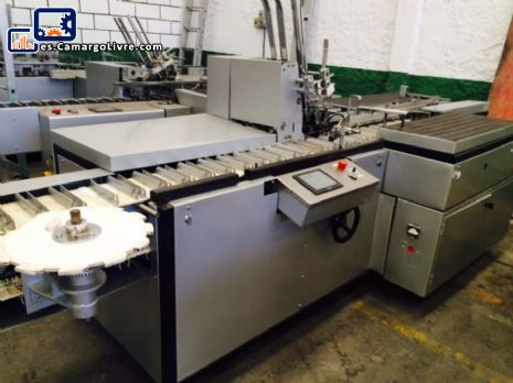 Fabricante de Fabrima horizontal automática Encartuchadeira-N