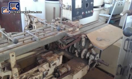 Máquina de embalaje Otto Hansel / HTR / HTN