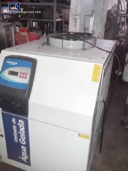 Banco de agua helada chiller/intercambiador