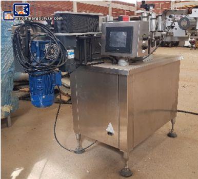 Máquina etiquetadora Águia Inox
