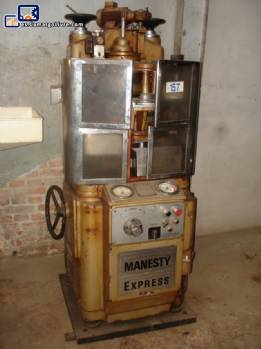 Control remoto Manesty express 20