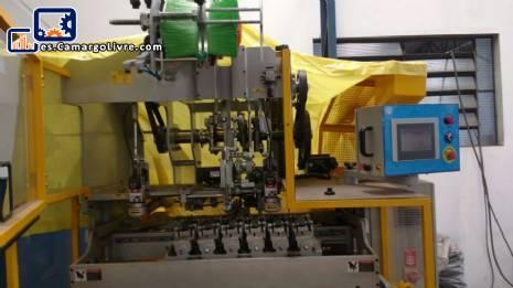 Máquina para hacer escobas y cepillos CNC Primata