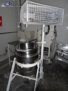Máquina de producción de ñoquis