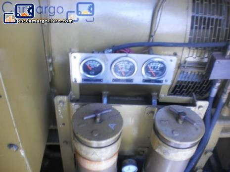 Carácter generador de 750 KVA
