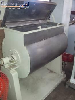 Batidora industrial a 150 litros en acero inoxidable