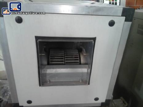 Unidad de ventilación de escape Berliner Luft