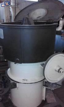 Máquina de refinación de chocolate Baker Perkins