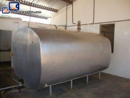 Maquinaria industrial lechera