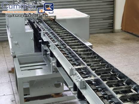 Máquina de encuadernación CAM