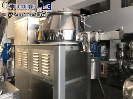 High shear mixer Comasa